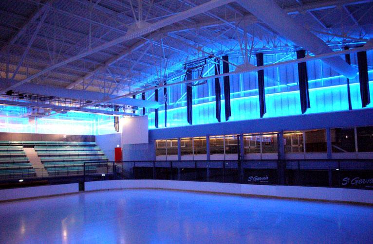 Municipal Ice Rink Saint Gervais Les Bains Laurent