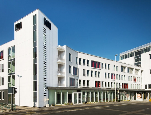 Tertiary Buildings – Lyon