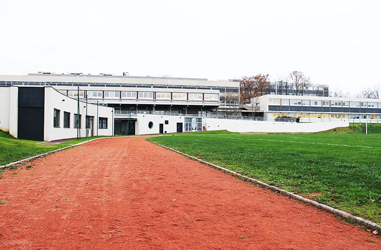 Ecole centrale de lyon laurent bansac architecte for Ecole architecture interieur lyon